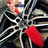 UK ! Car Rim Cleaning Tool Set Wheel Tire Brush 48cm Large Detailing Brush PP