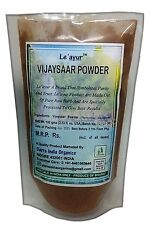 Vijaysaar - Pterocarpus marsupium Pure Herbal Powder 200 Gms by Le'ayur FreeShip