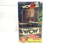 WCW NWO Hand Painted Bobbing Head Diamond Dallas Page Figure 1998 t1820