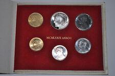 1979 Ciudad del Vaticano Juan Pablo II (I año) Moneda Set-UNC