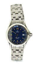 Omega Seamaster 120m Blue Dial Stainless Steel Watch