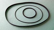 Riemen-Set für AKAI GXC-310D GXC-325D Kassettendeck Cassette Tape Deck Belt-Kit