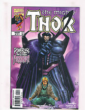 The Mighty Thor #11 NM Marvel Comics Comic Book Jurgens Avengers May DE32 CH18