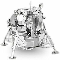Tenyo Metallic Nano Puzzle Apollo Lunar Module Model Kit