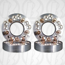 "4pc 5 x 135mm / 5 x 5"" To 5 x 5.5"" Wheel Adapters / 1.5"" Spacers"