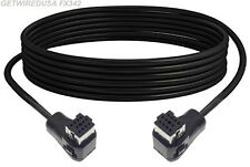 PIONEER iP-BUS CD-iP600 DIN DATA CABLE MALE EXTENSION CORD SIRIUS XM CHANGER