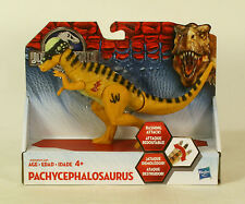 Jurassic World Pachycephalosaurus Bashing Attack  MIB Hasbro