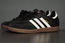 size 40 90a01 e2e70 Adidas ORIGINALS SAMBA UE 40.6 UK 7 Baskets Sport Chaussures Trainers Black  0190.