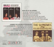DIANA ROSS & THE SUPREMES  More Hits By / Sing Holland-Dozier Holland - CD