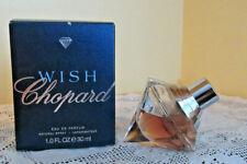 WISH BY CHOPARD 1oz/30ml EAU DE PARFUM NATURAL SPRAY IN BOX
