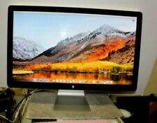 """Apple Thunderbolt Display A1407 27"""" Widescreen LCD Monitor MC914LL/A Great cond."""