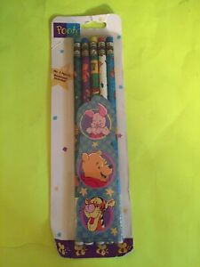 x1 Disney Winnie The Pooh Pop A Point Stackable Pencil With Eraser