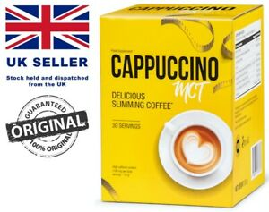 Cappuccino MCT reduces fat, calorie burning, shape body, weight loss