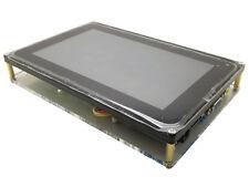 "7"" Display 1024x600 IPS LCD monitor with case - HDMI/VGA/NTSC/PAL, Raspberry Pi"