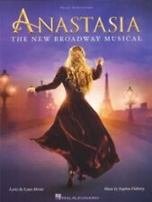 ANASTASIA The New Broadway Musical Vocal Selection