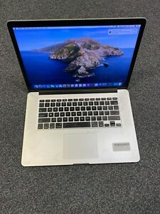 "Apple MacBook Pro Retina 15"" (2012) i7 2.3GHz 8GB 256GB SSD - Service Battery"