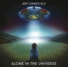 ELECTRIC LIGHT ORCHESTRA - JEFF LYNNE'S ELO-ALONE IN THE UNIVERSE  CD NEW+