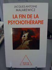 Fin de la Psychothérapie - J.A Malarewicz