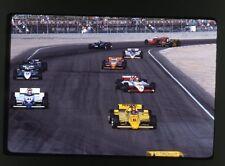 1984 Caesars Palace Grand Prix Race Start - Holmes/Thackwell - Vtg 35mm Slide