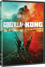 GODZILLA VS KONG DVD azione