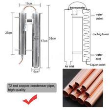 Parts for  Moonshine Still Wine Distiller: Cooler Cooling Pipe Condenser Column