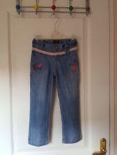 Pantalons coton mélangé pour fille de 3 à 4 ans
