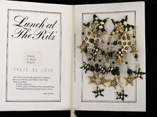 Vintage Lunch at The Ritz Stars & More Stars Earrings