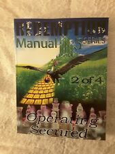 Redemption Manual 5.0 - Book 2: Operating Secured by Sovereign Filing Solutions
