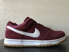 2016 Nike Dunk Low Team Red 8.5 Aa1056 600 Not SB