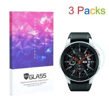 Screen Protector for Samsung Galaxy Watch 46mm Ver 9H Hardness Tempered Glass