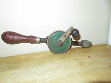 Vintage PARKER EGG BEATER Hand Crank Drill Made In Germany