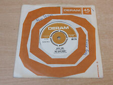 "El Alan Bown!/Gitana Niña/1969 deram 7"" SINGLE"