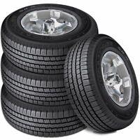 4 Goodyear Wrangler SR-A P265/60R18 109T Highway All-Season SUV/CUV/Truck Tires