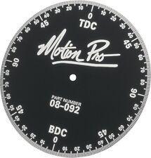 Motion Pro 08-0092 Degree Wheel