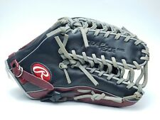 "Rawlings R9 Series 12.75"" In Finger Shift Outfield RHT Baseball Glove"