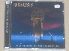 PARALYSIS -Architecture Of The Imagination- CD