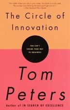 Circle of Innovation: You Can't Shrink Your Way to Greatness, Peters, Tom   Pape