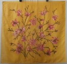 Nylon Floral Vintage Scarves & Shawls