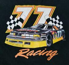 Vtg 90s Bobby Henry t shirt Xxl 2Xl stock car auto racing racecar #77