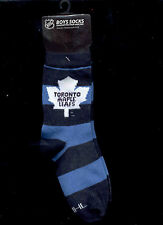 TORONTO MAPLE LEAF Boys SOCKS LICENSED Shoe size 5-10