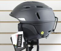 Smith Camber MIPS Ski Snowboard Helmet Adult Medium 55-59 cm Matte Black New