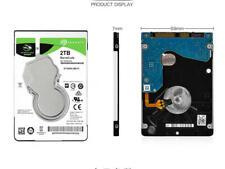 Seagate BarraCuda 2TB,Intern,5400RPM (ST2000LM015) HDD (Hard Disk Drive)