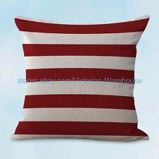US SELLER,  pillow covers nautical ocean US flag inspired cushion cover