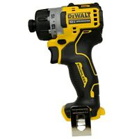 Dewalt DCF601 12V 1/4-in Xtreme Brushless Sub-Compact Screwdriver - Tool Only