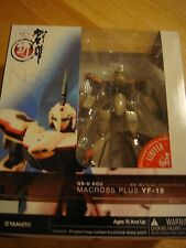 Yamato GN-U Dou Macross Plus YF-19 Battroid PVC Limited Figure Colored Model NEW