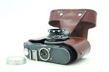 ▶ Smena  8 35mm LOMO Camera T-43  USSR Vintage ▶ ORIGINAL CASE, JUST LOOK, NEW