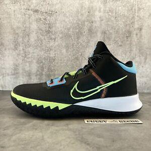 Nike Kyrie Flytrap 4 'Black Lime Glow' - Men's Size 11 (CT1972-003)