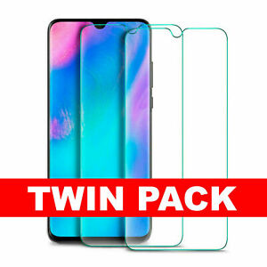 Case-Friendly Clear Tempered Glass Screen Protector Fits Honor 20 Lite (2X)