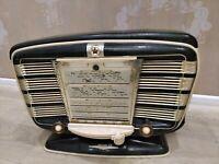 Legend Russian Soviet USSR Vintage Tube Radio Звезда-54 Zvezda-54 Red Star. Rare