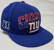 NY Giants Blue New Era NFL 2016 59FIFTY Fitted Hat Cap 7-3/8